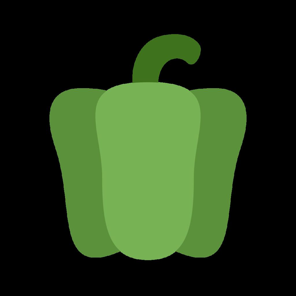 ⊛ Bell Pepper Emoji