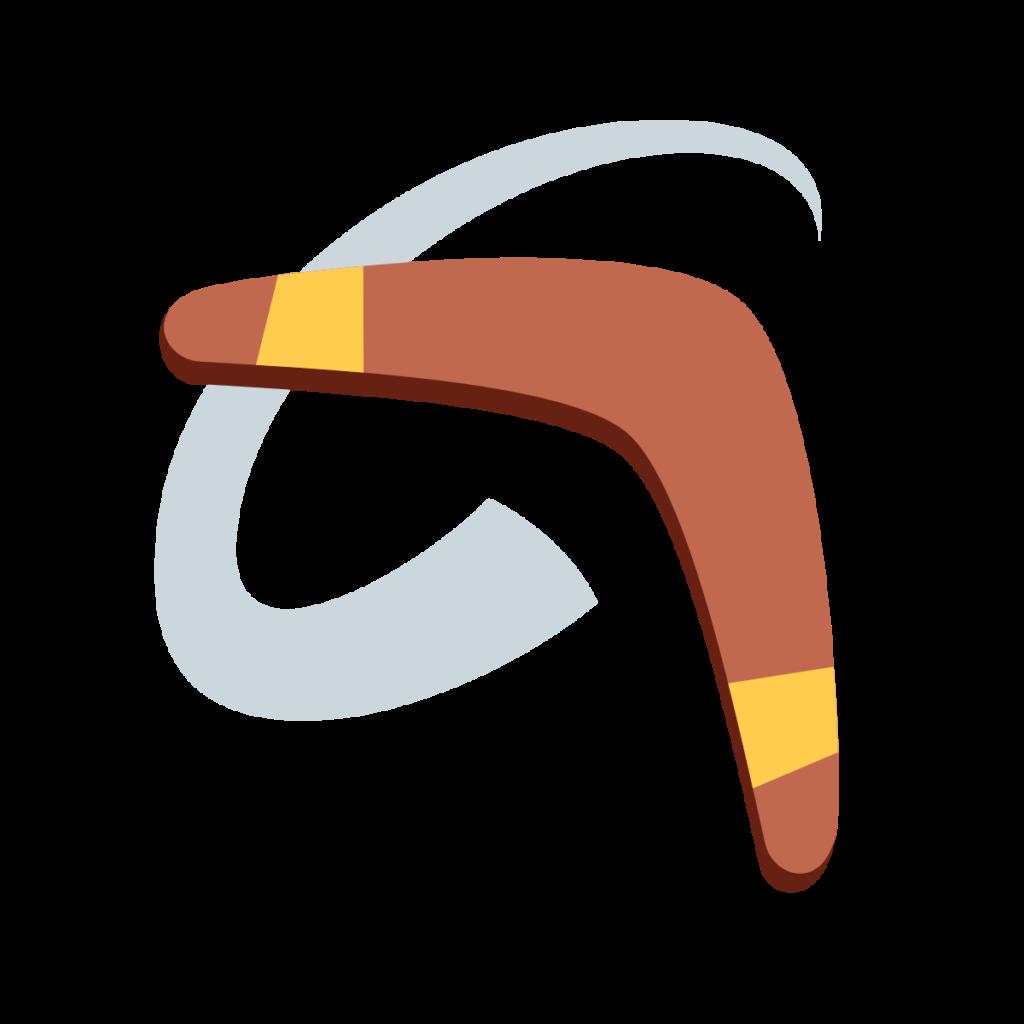 ⊛ Boomerang Emoji