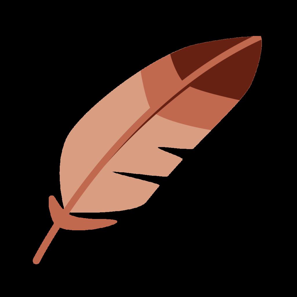 ⊛ Feather Emoji