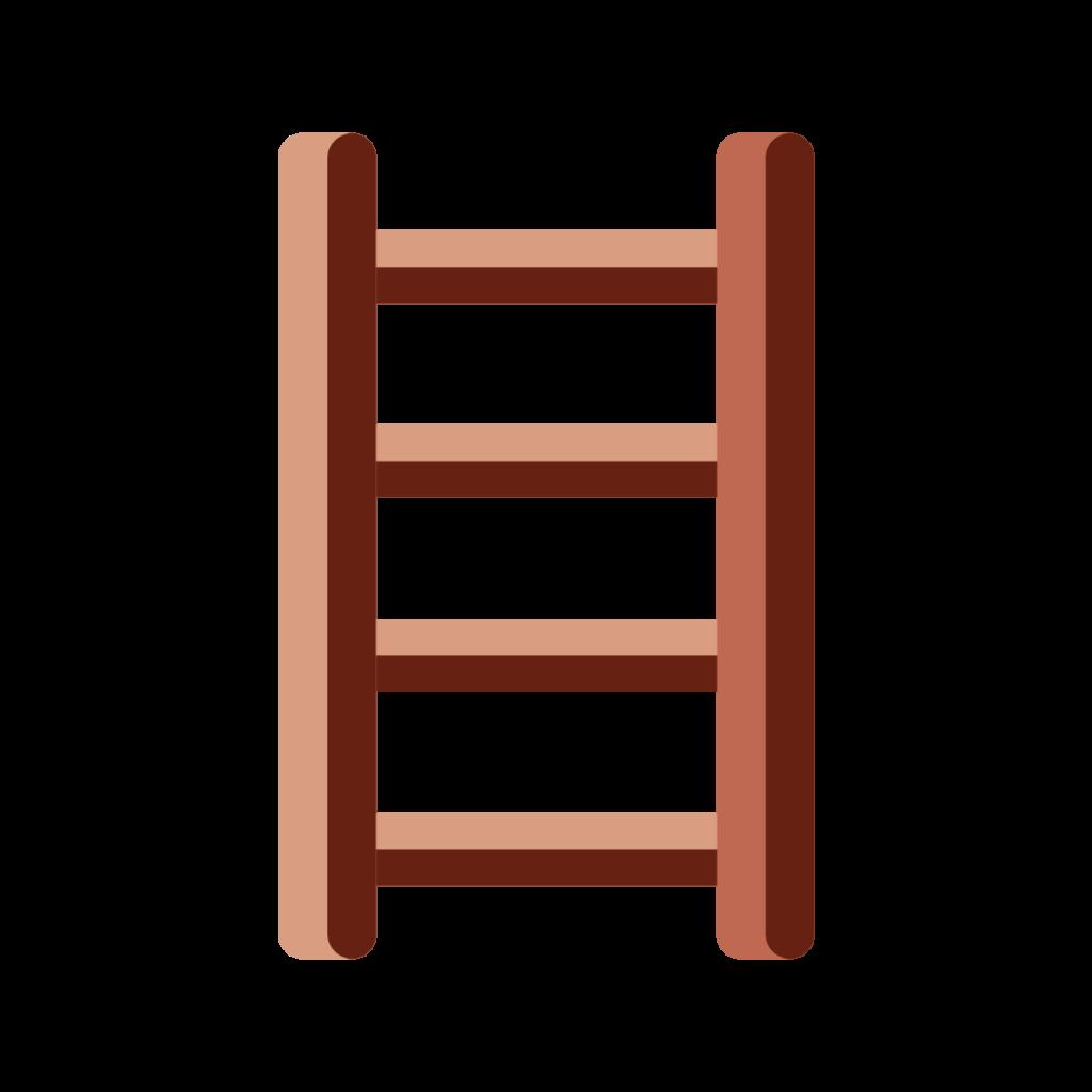 ⊛ Ladder Emoji