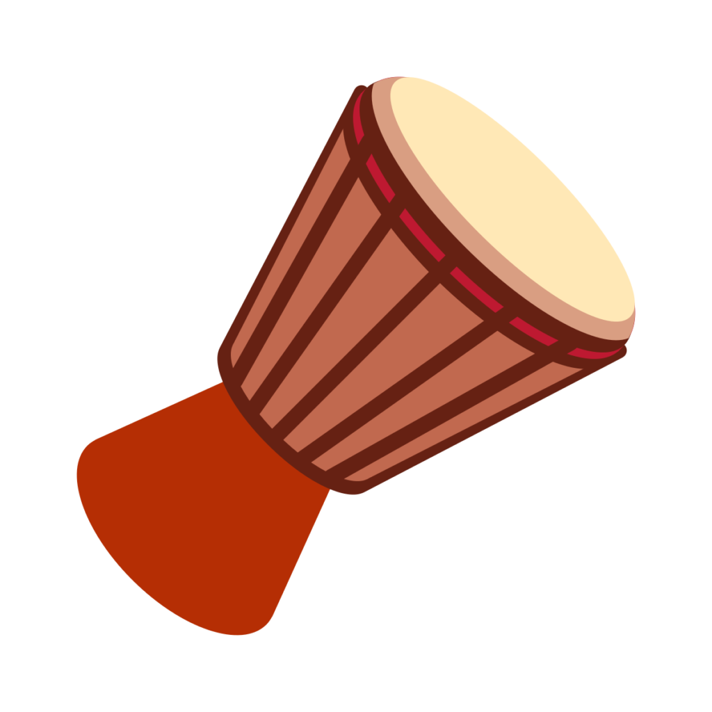 ⊛ Long Drum Emoji