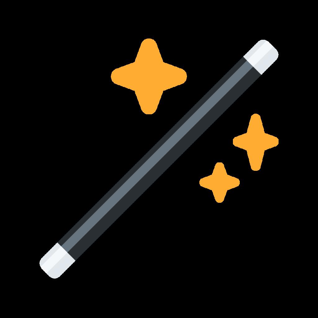 ⊛ Magic Wand Emoji
