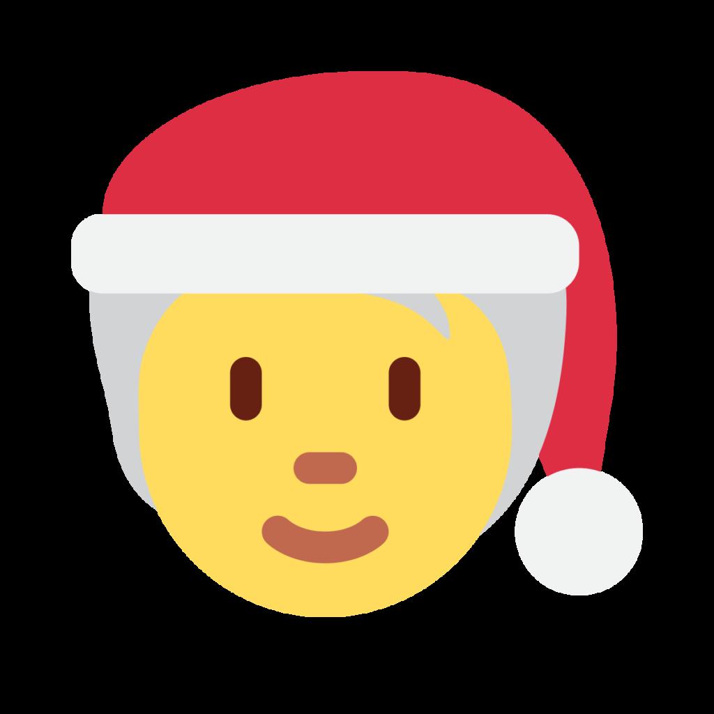 ⊛ Mx Claus Emoji