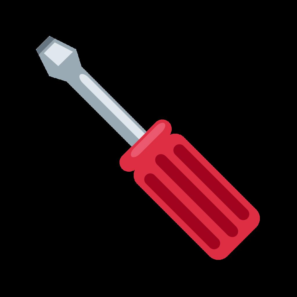 ⊛ Screwdriver Emoji