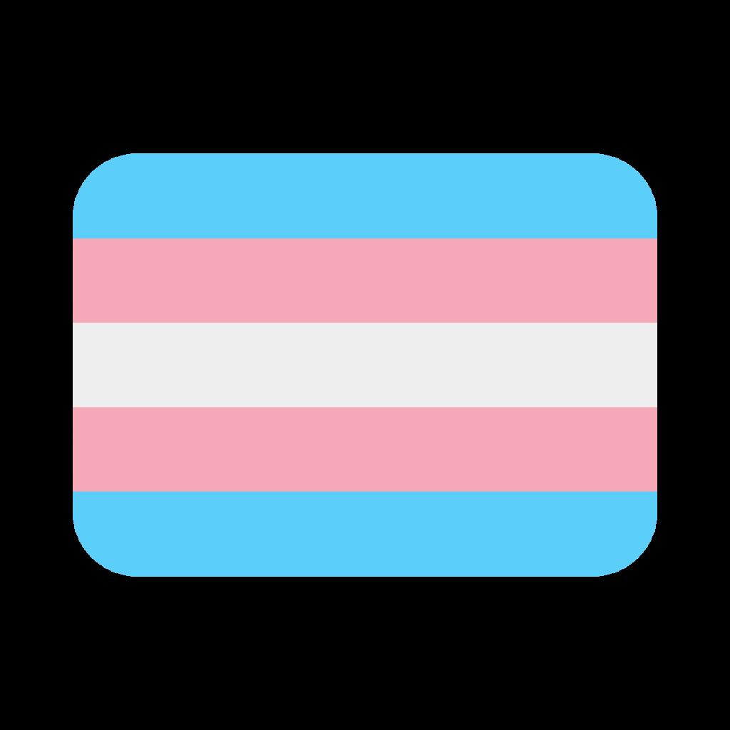 ⊛ Transgender Flag Emoji