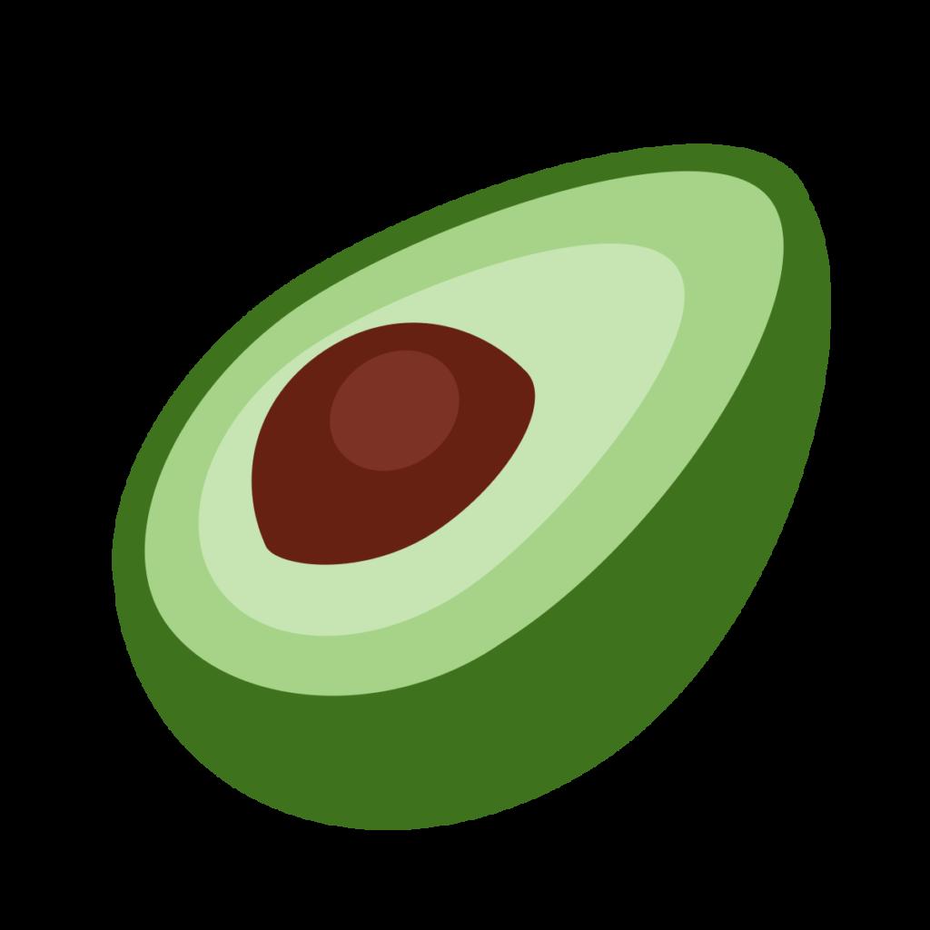 Avocado Emoji