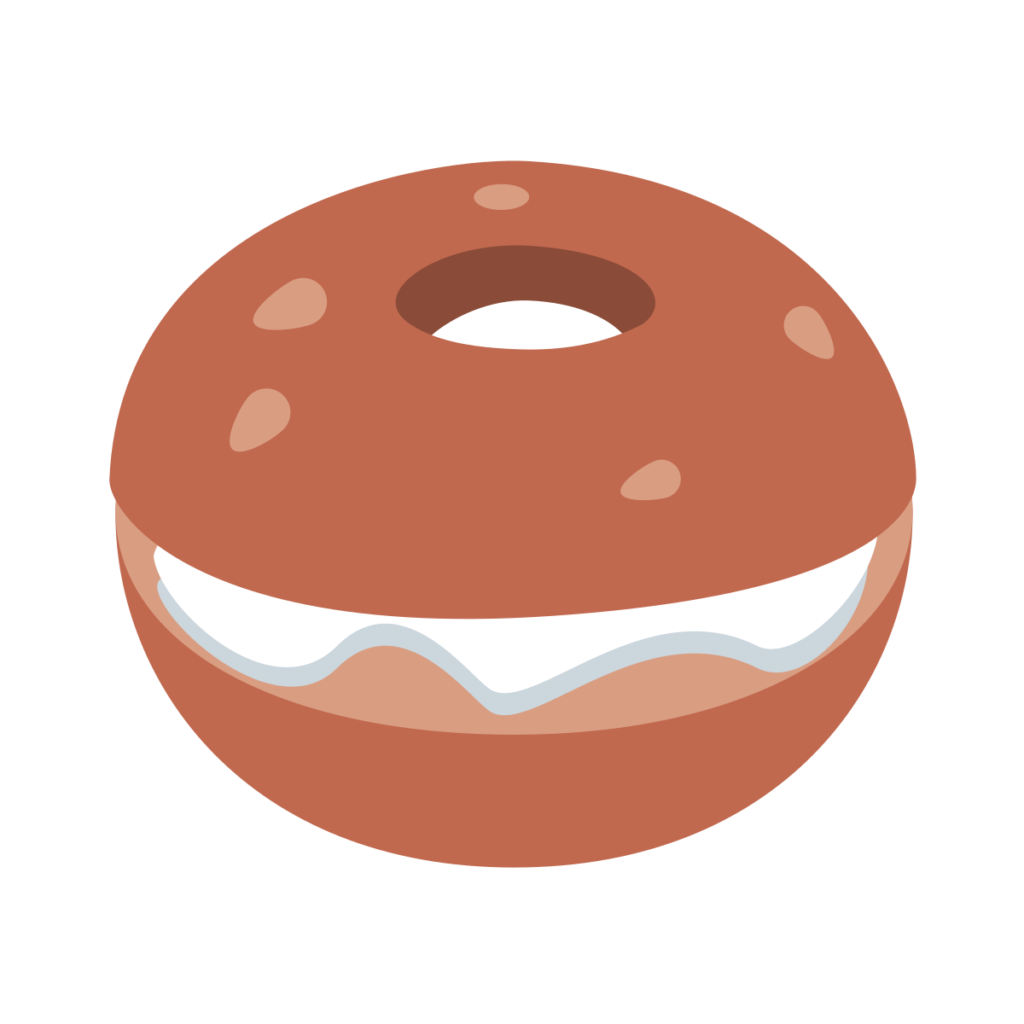 Bagel Emoji
