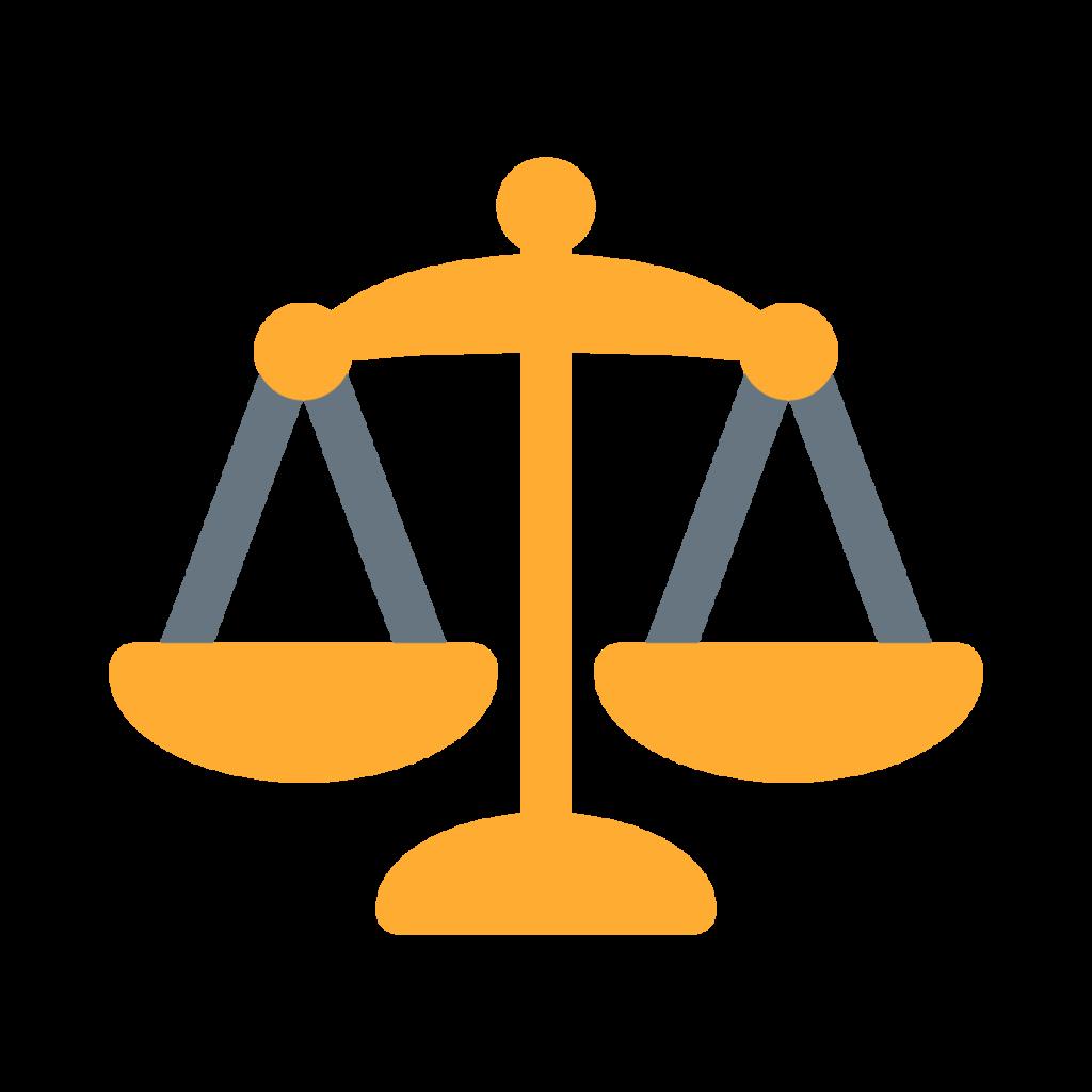 Balance Scale Emoji