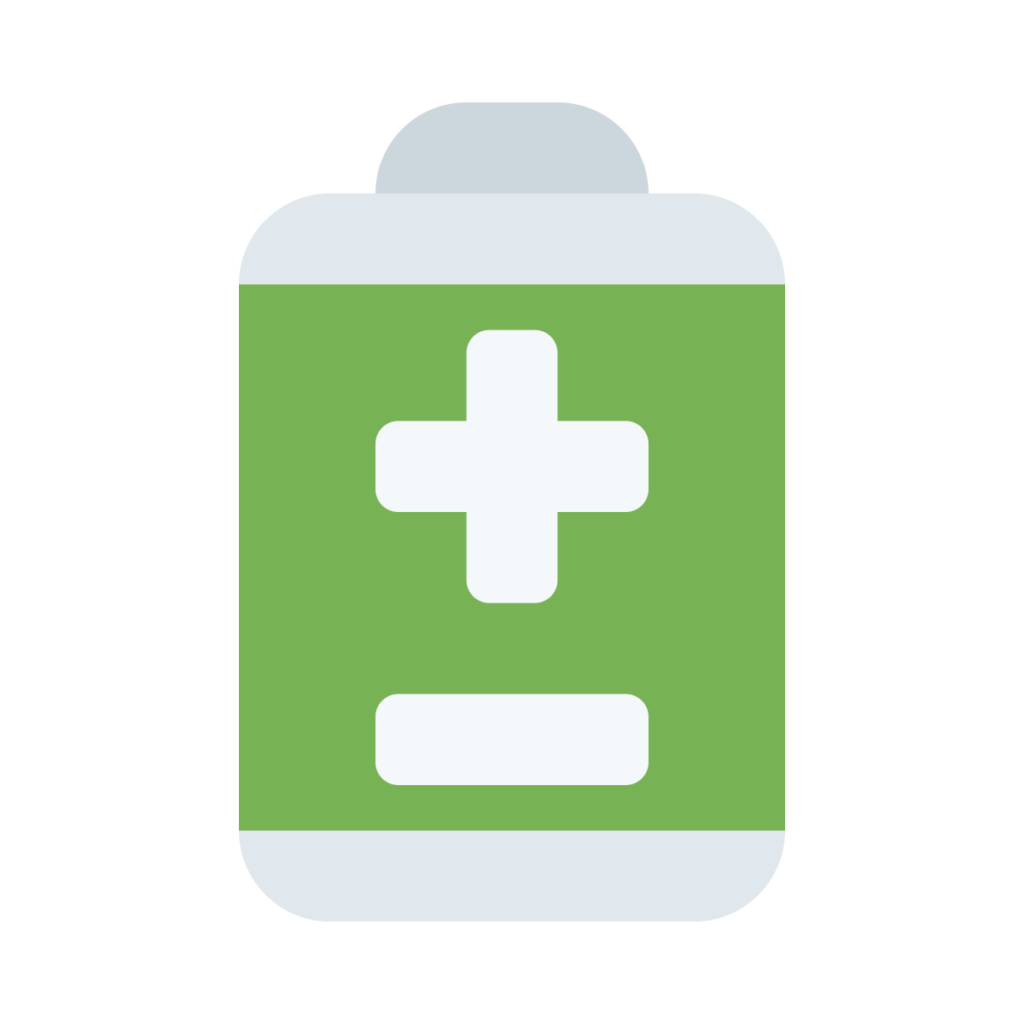 Battery Emoji