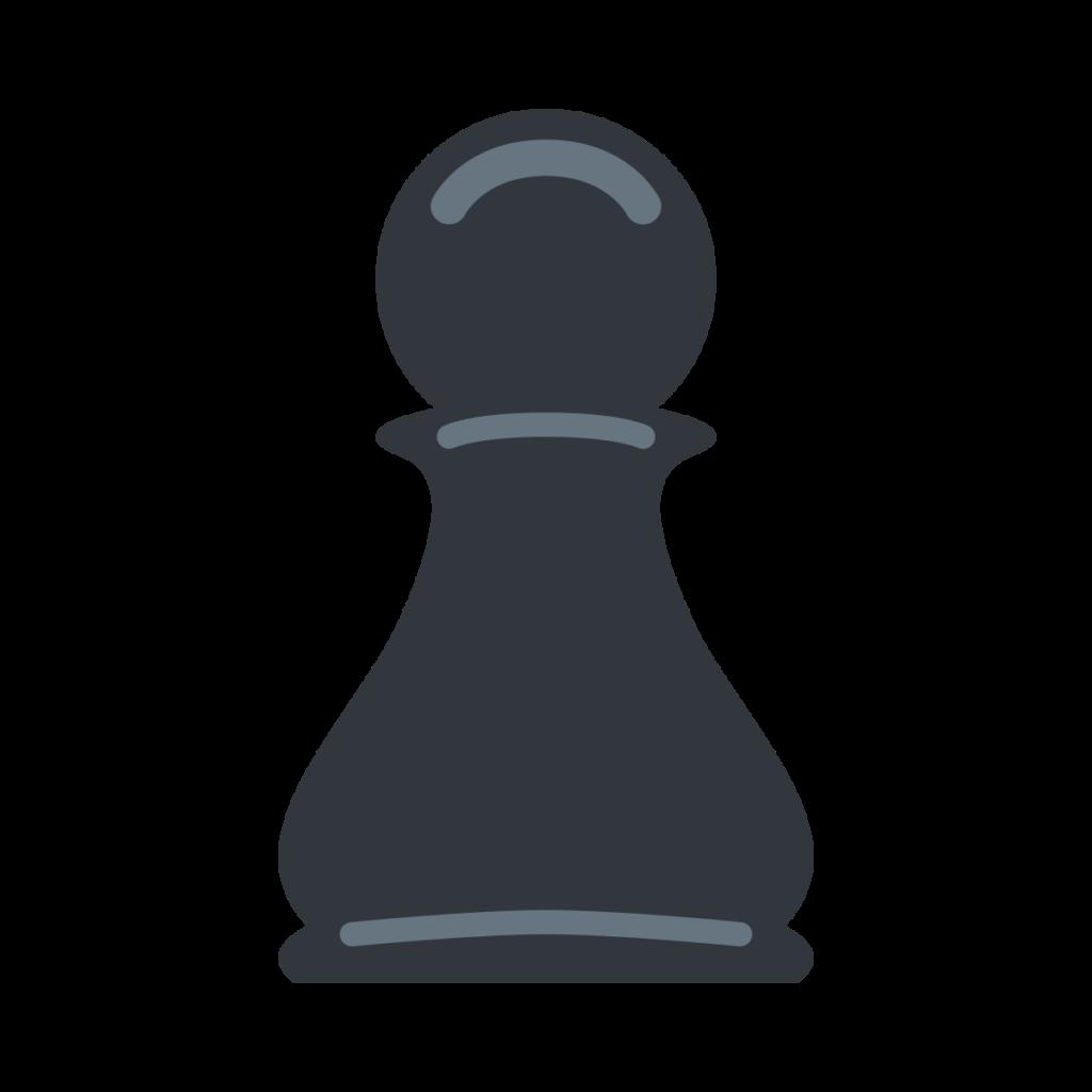 Chess Pawn Emoji