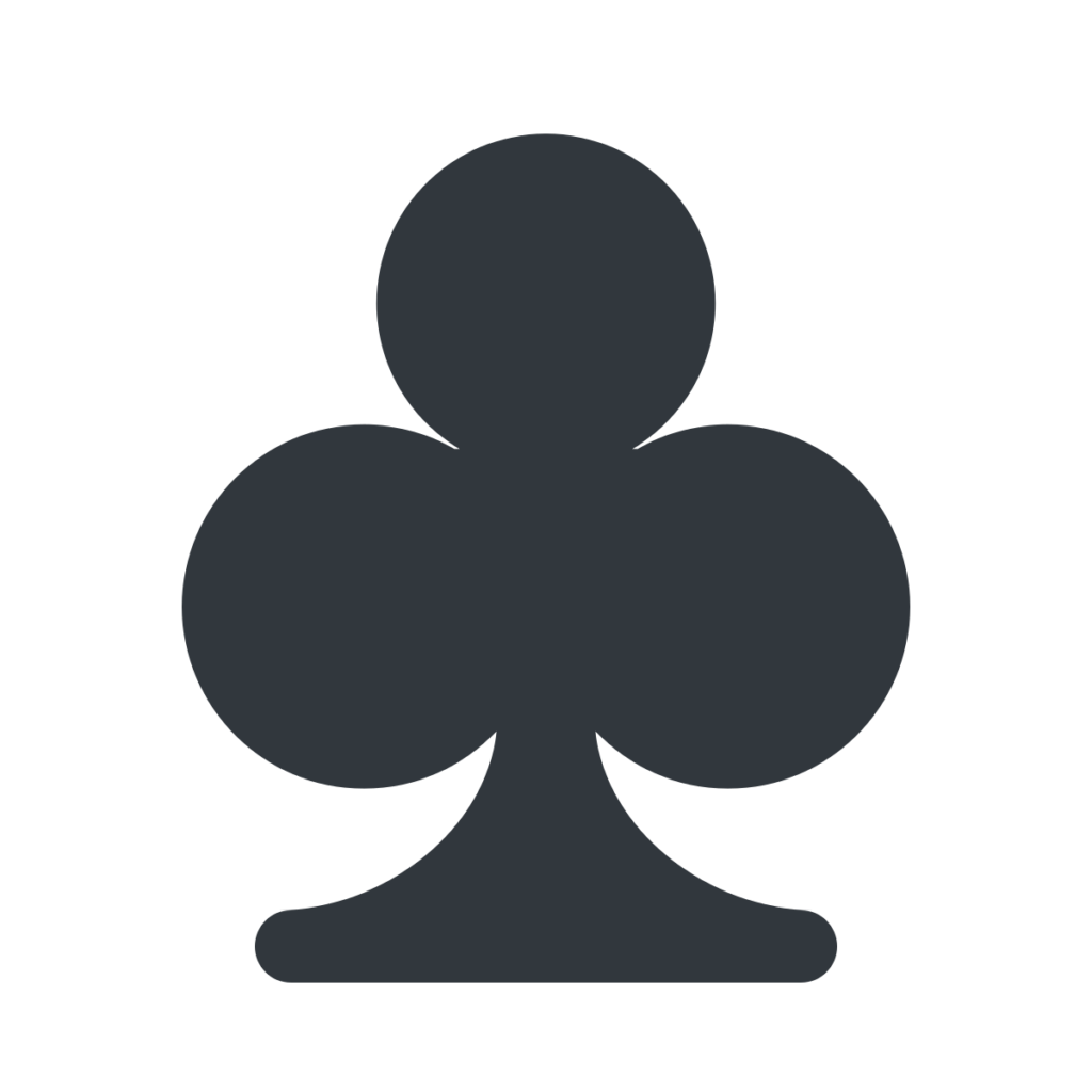 Club Suit Emoji