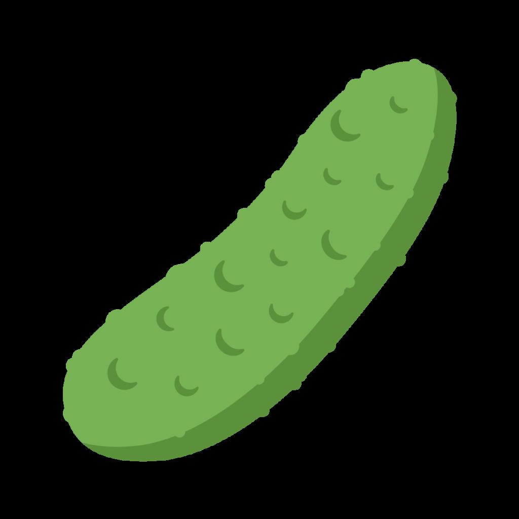 Cucumber Emoji
