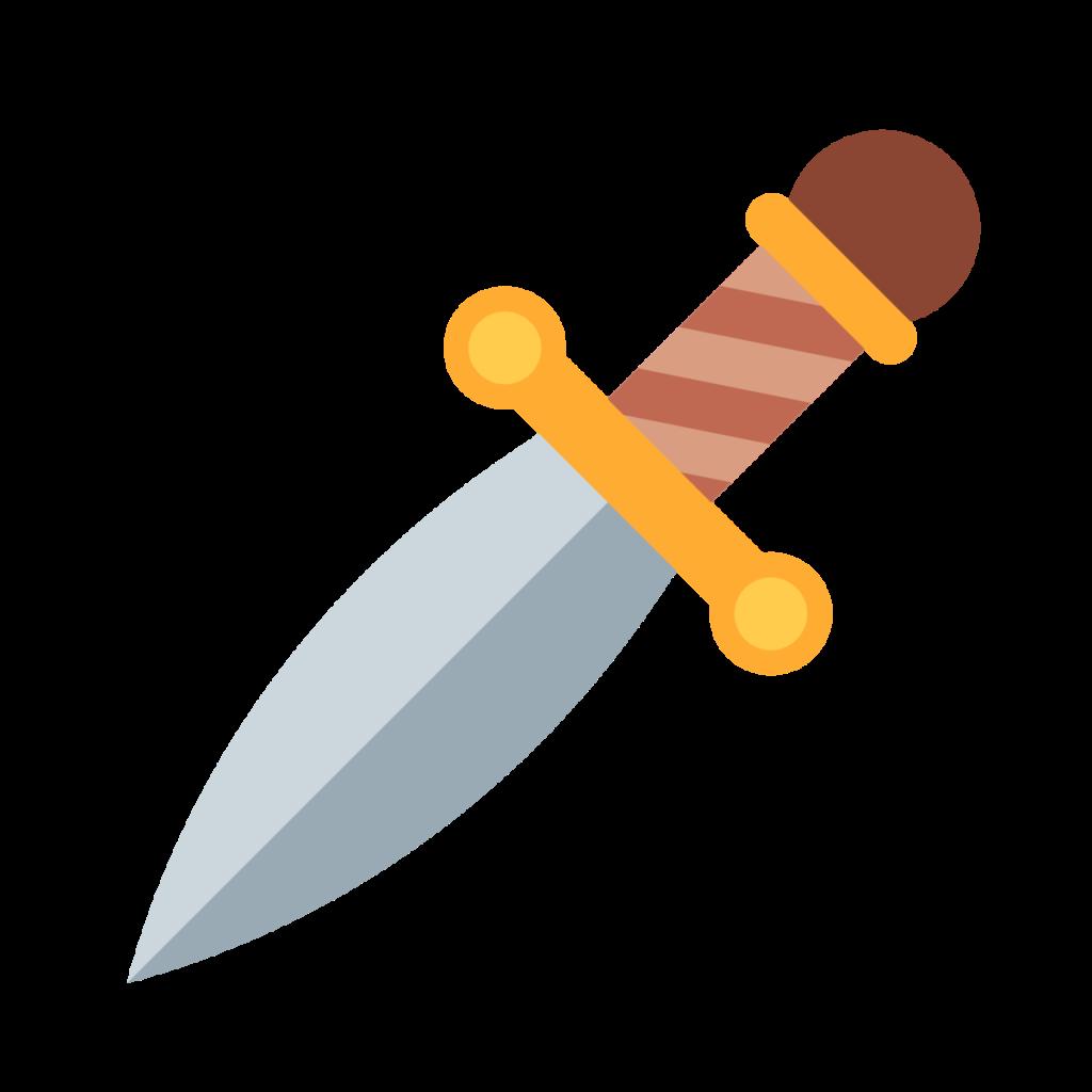 Dagger Emoji