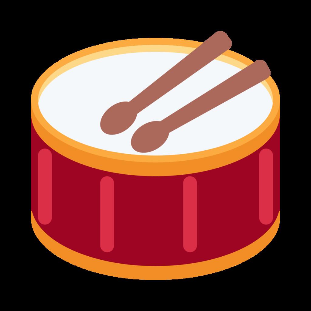 Drum Emoji