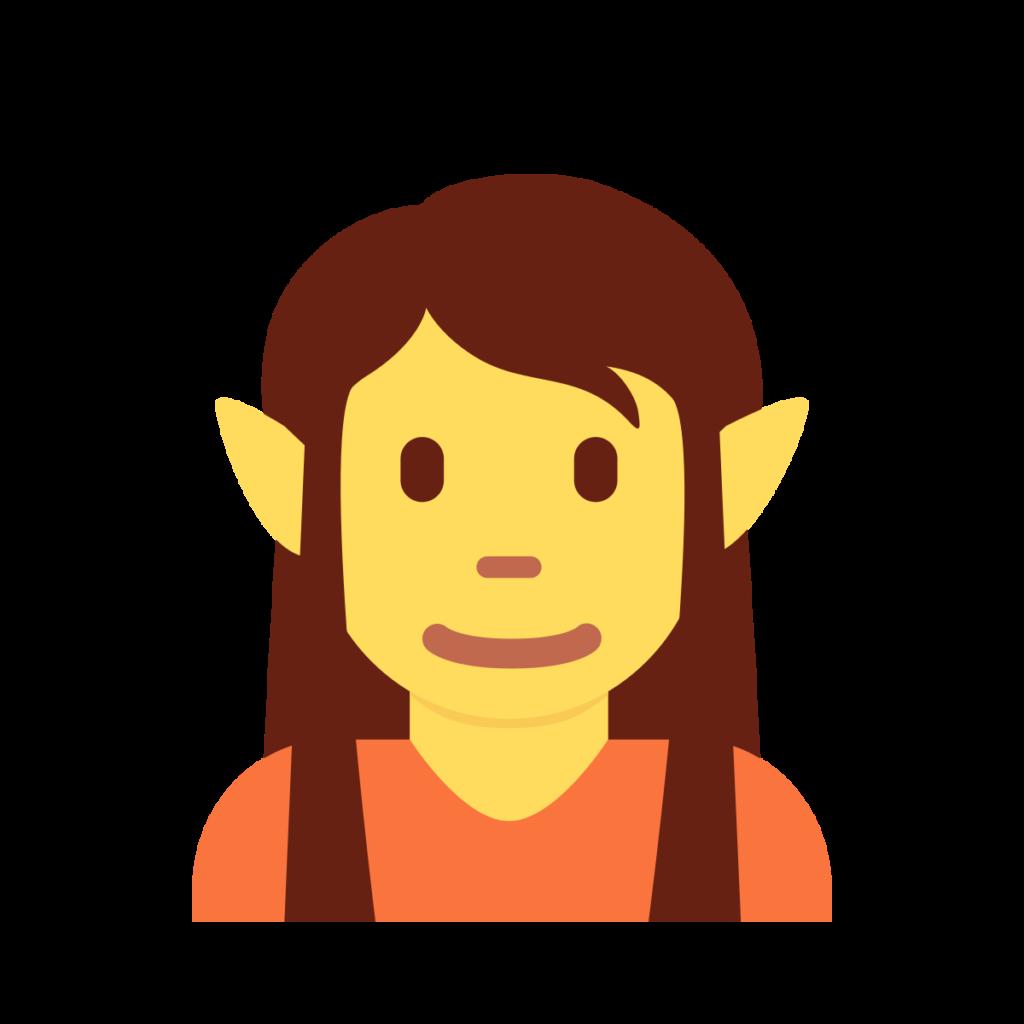 Elf Emoji