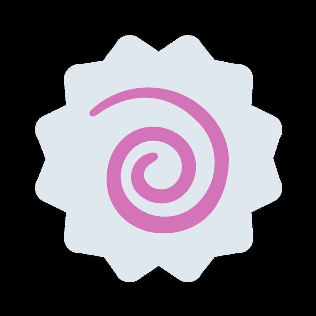 Fish Cake With Swirl Emoji