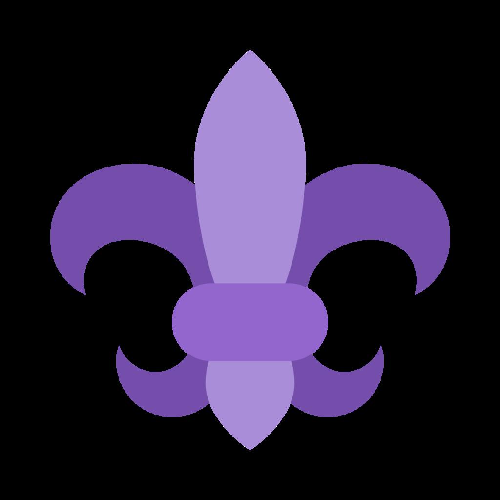 Fleur De Lis Emoji