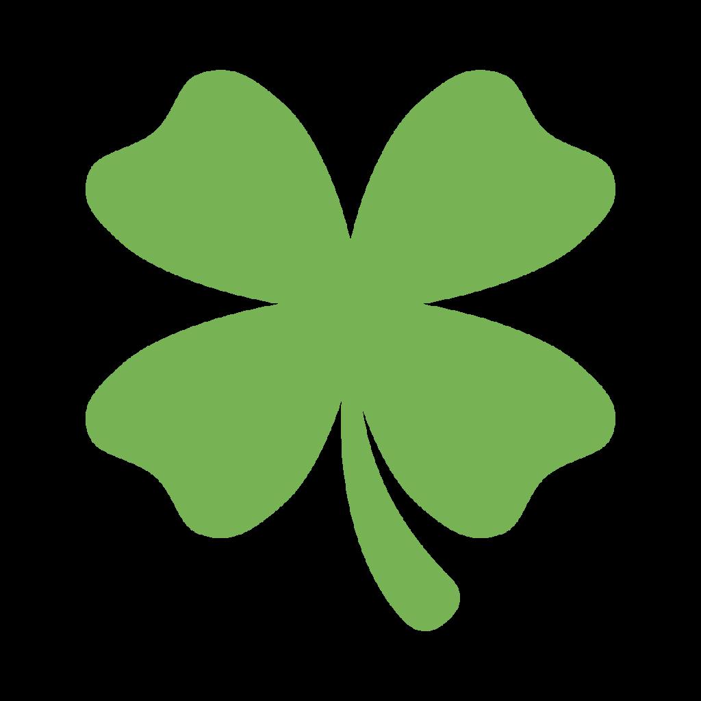 Four Leaf Clover Emoji