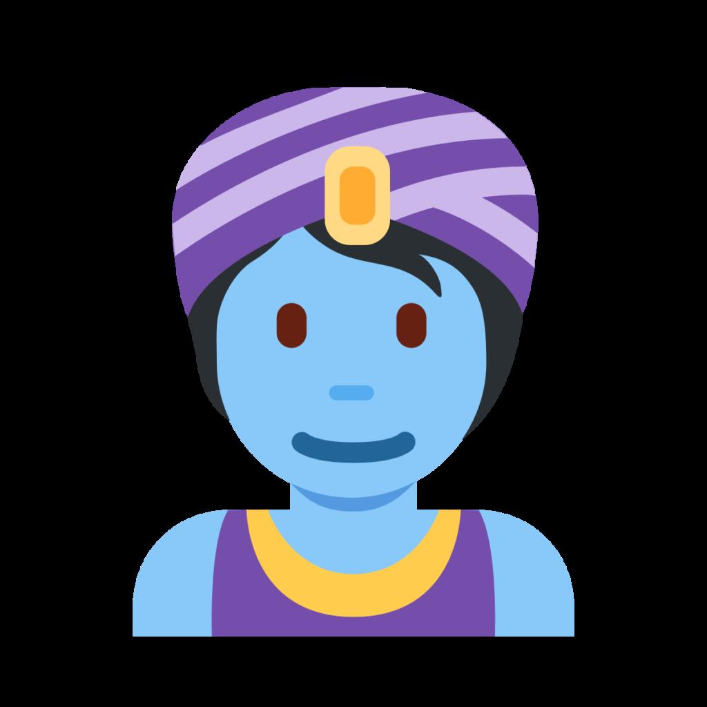 Genie Emoji