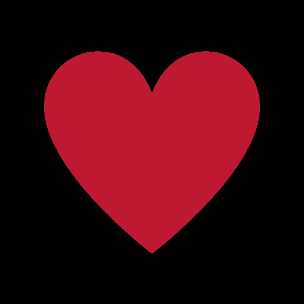 Heart Suit Emoji