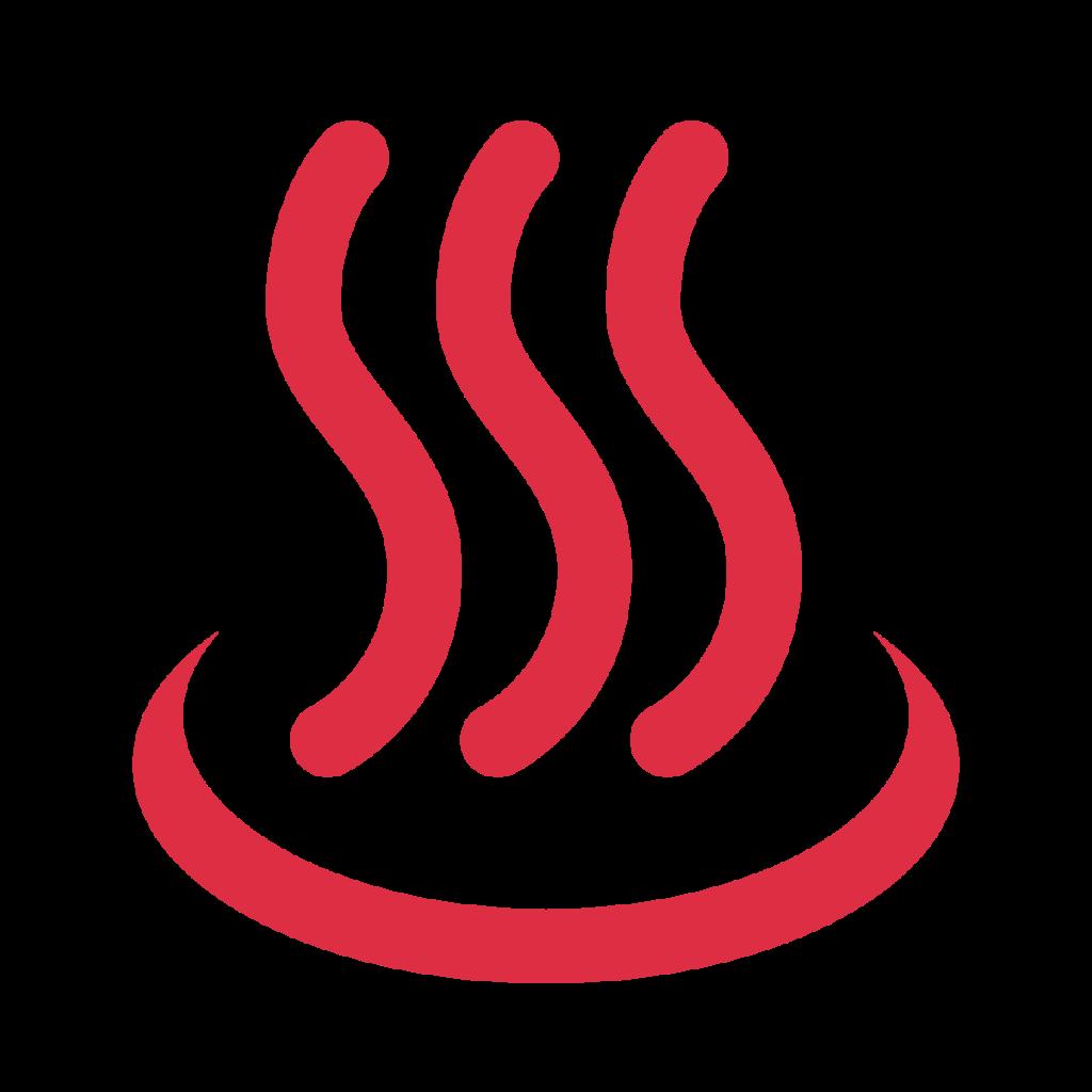 Hot Springs Emoji