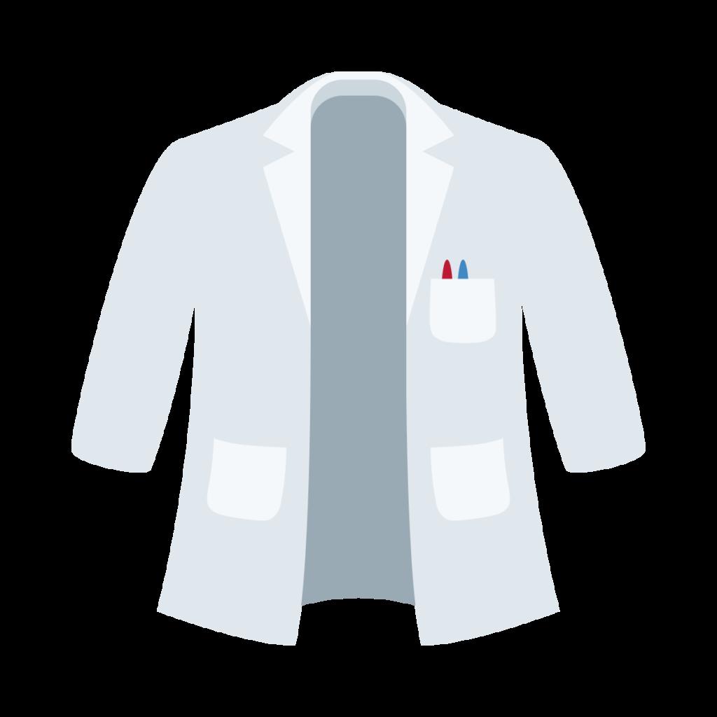 Lab Coat Emoji