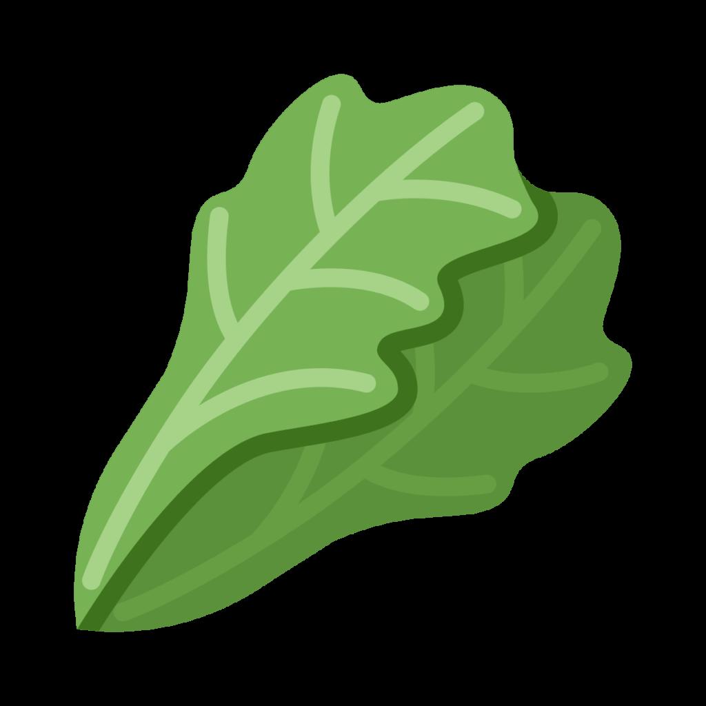 Leafy Green Emoji