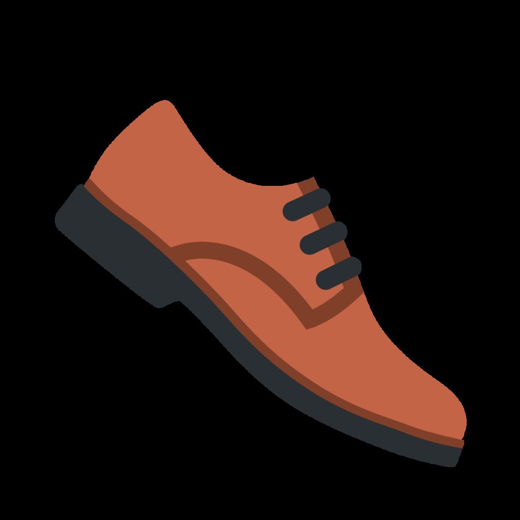 Man'S Shoe Emoji