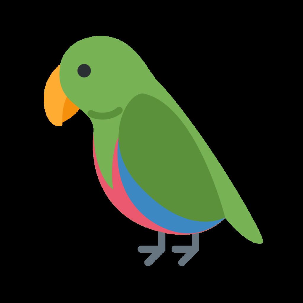 Parrot Emoji