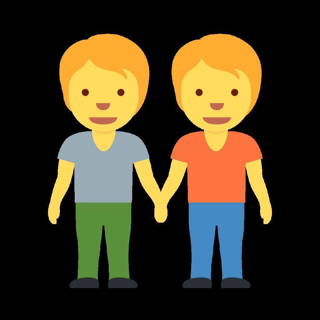 People Holding Hands Emoji