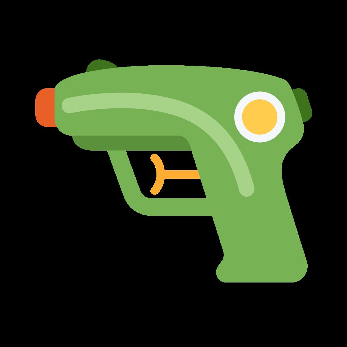 Water Pistol Emoji - What Emoji 類