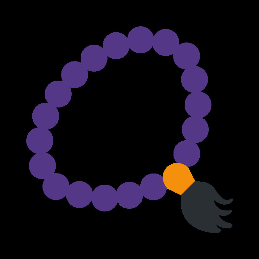 Prayer Beads Emoji