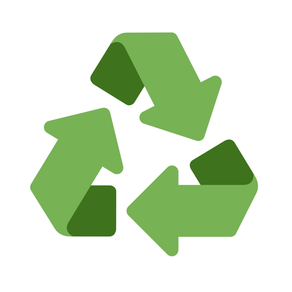 Recycling Symbol Emoji