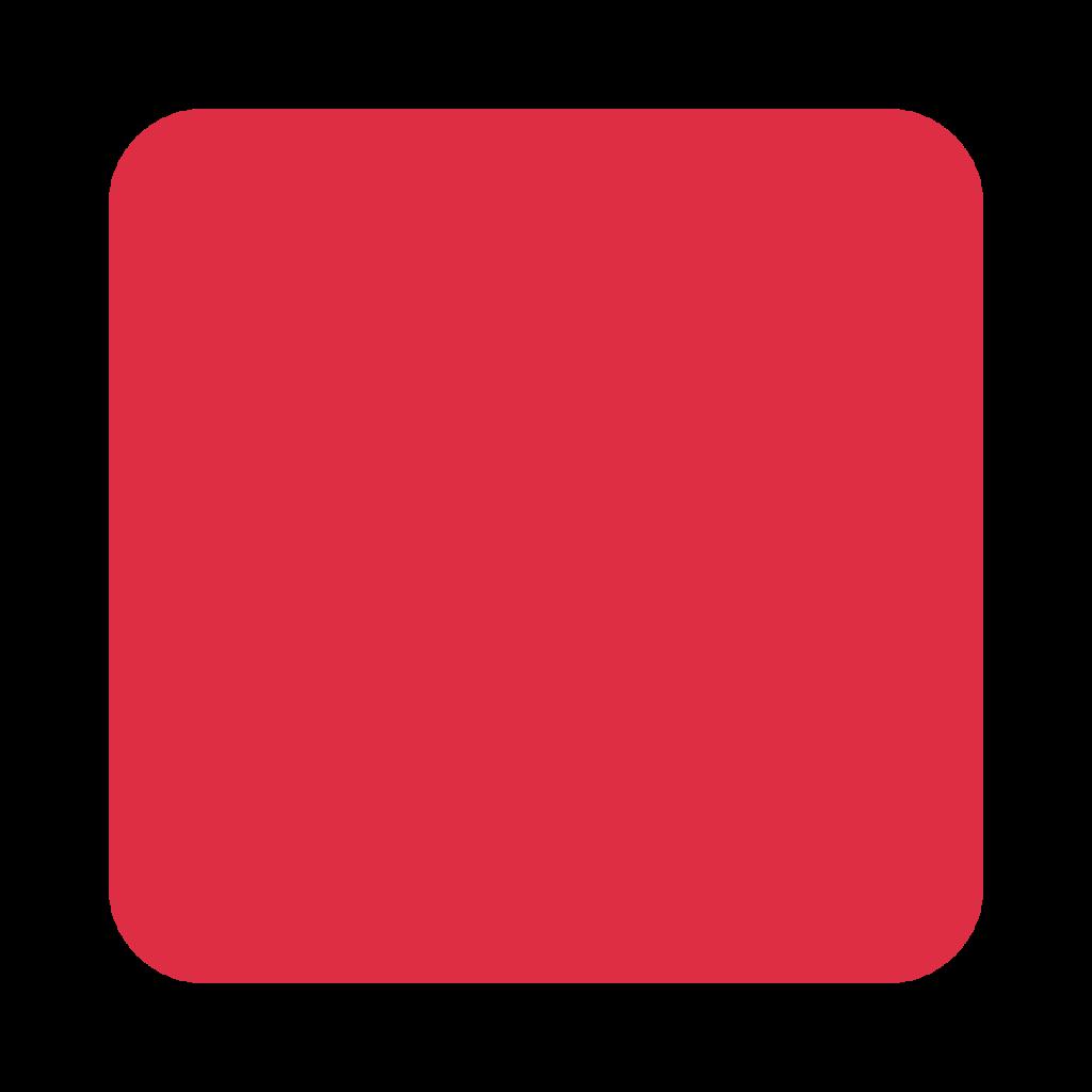 Red Square Emoji