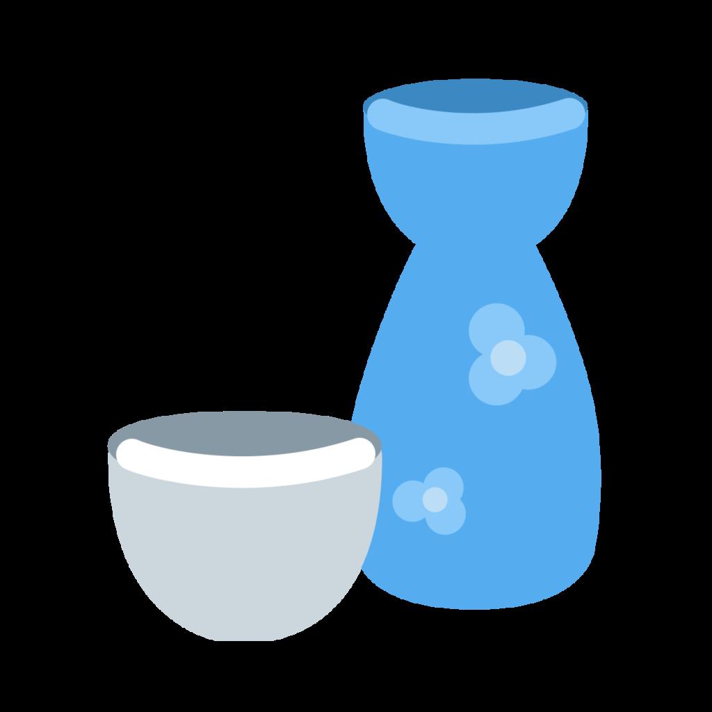 Sake Emoji