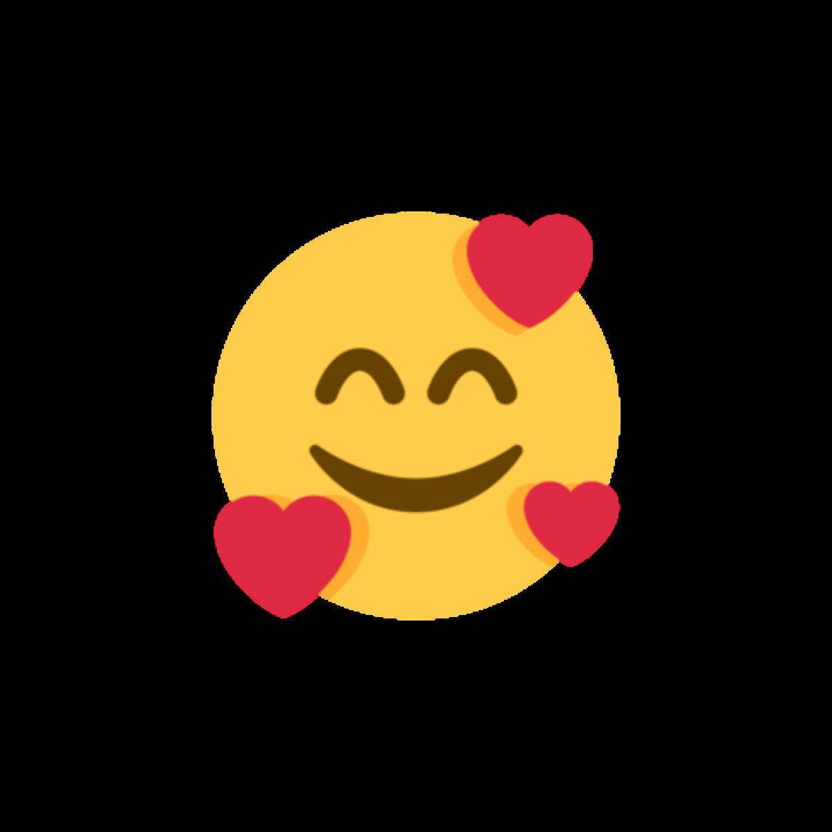 Does blushing mean what smiley 😊 Blushing