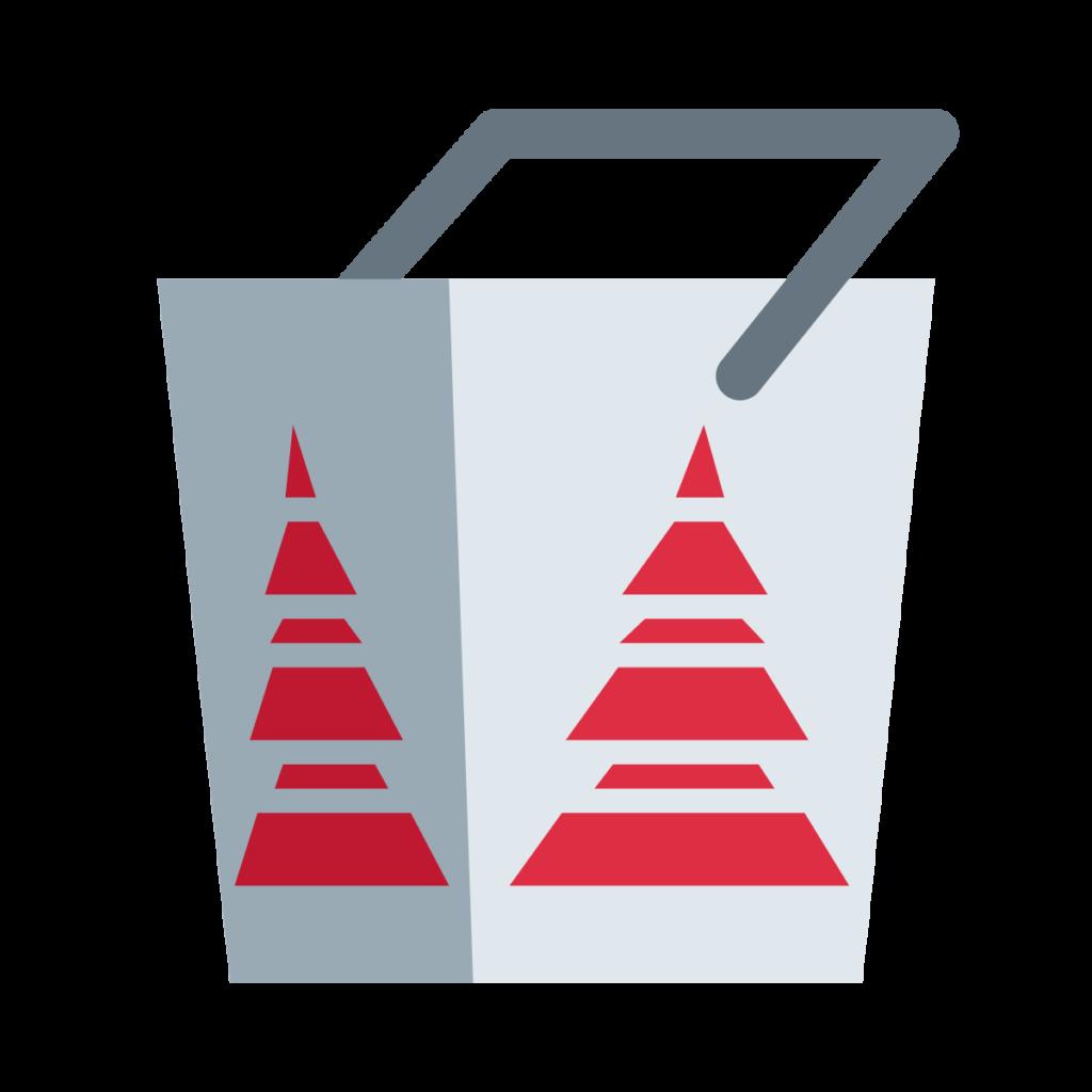 Takeout Box Emoji
