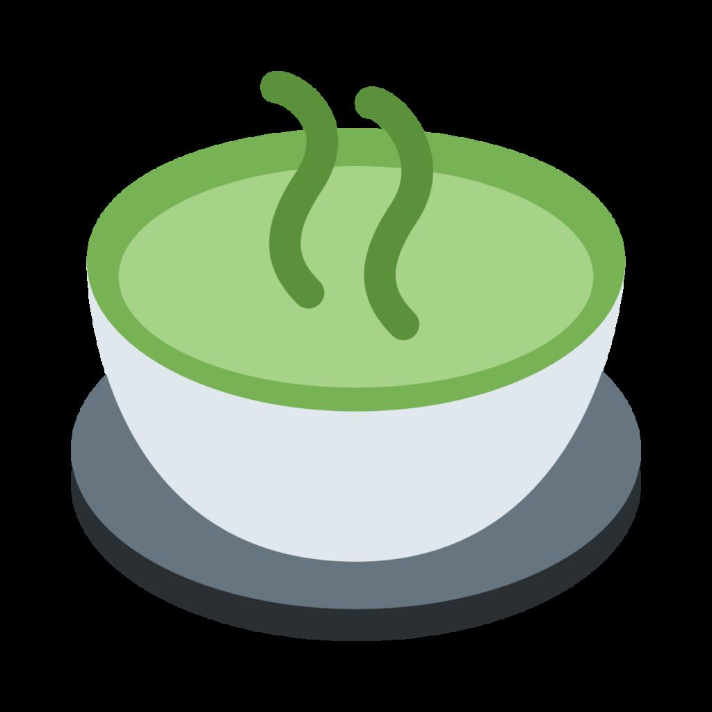 Teacup Without Handle Emoji
