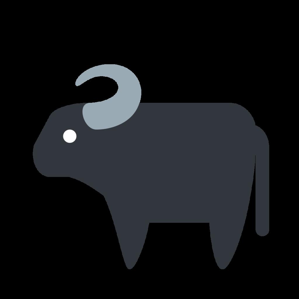 Water Buffalo Emoji