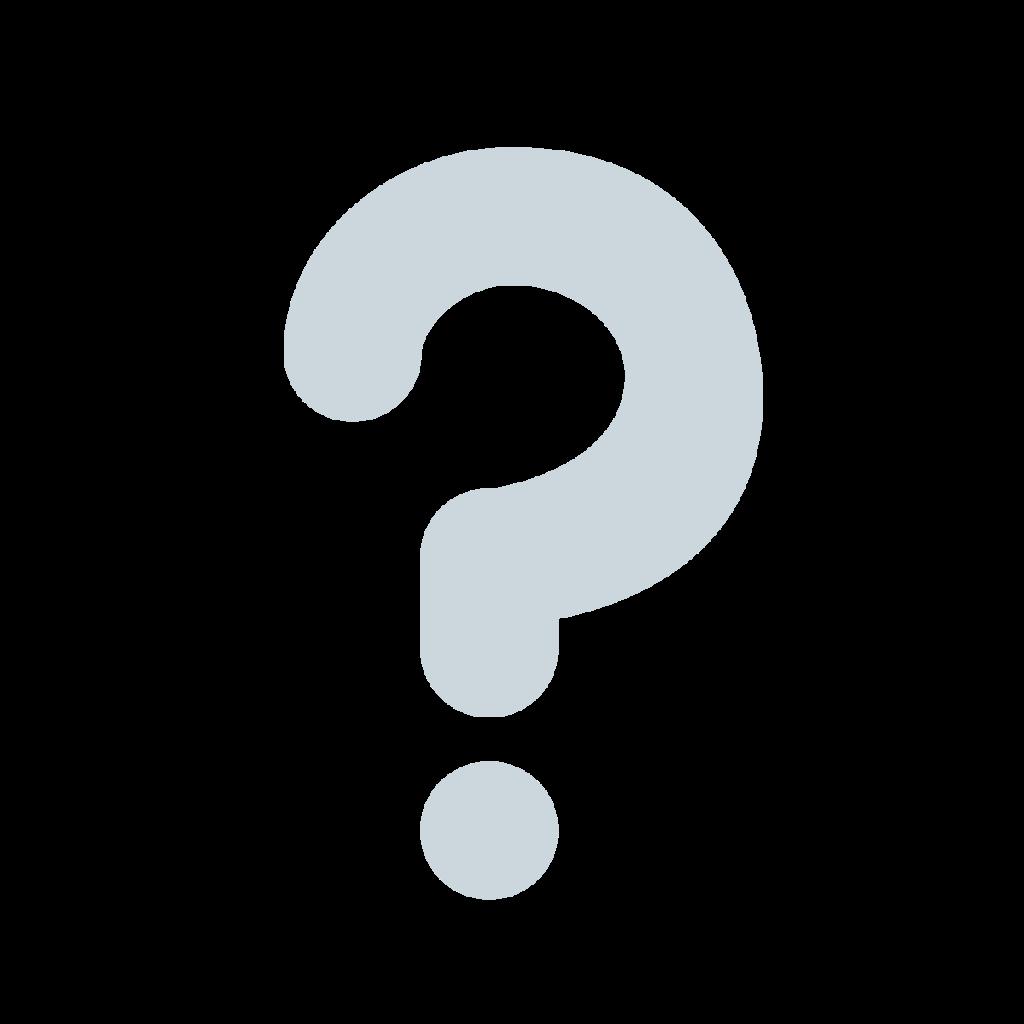 White Question Mark Emoji
