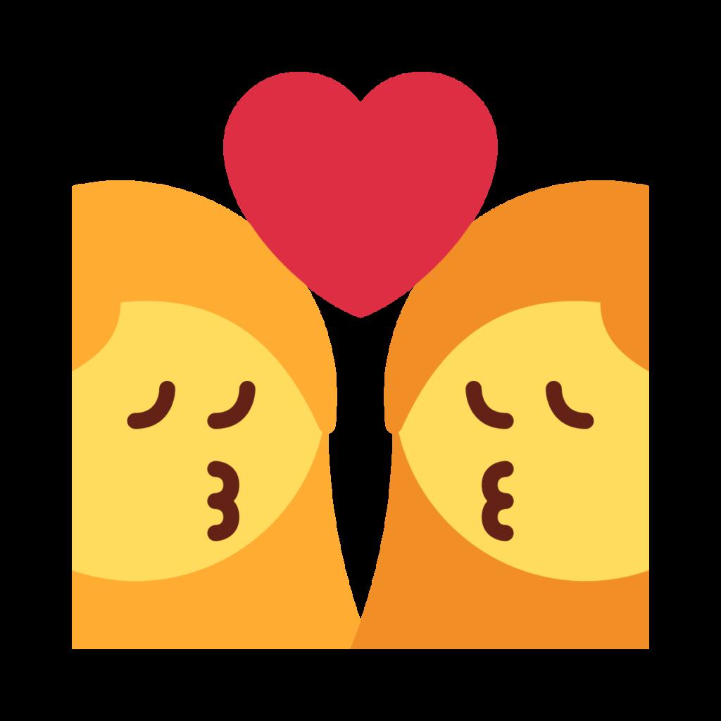 Woman Woman Emoji
