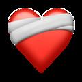 mending heart 2764 fe0f 200d 1fa79