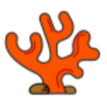 Coral Emoji