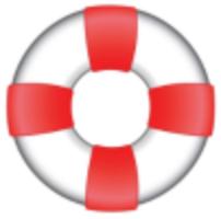 Ring Buoy Emoji