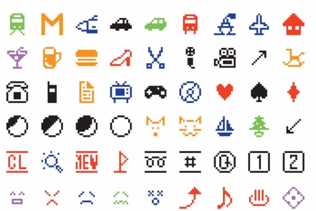 Original Emoji Set 1